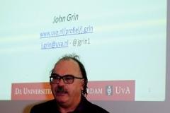 Keynote speaker Prof. Dr. John Grin