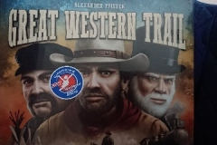 Great Western Trail spel 2-4 spelers, 12-99 jaar