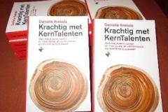 Boek Krachtig met Kerntalenten van Danielle Krekels