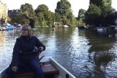 Rondvaart door de Amsterdamse grachten