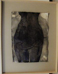 Dromen, 1/3- 40x30 cm, rijstpapier