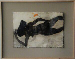 Dromen 2 - 40x30 cm, rijstpapier
