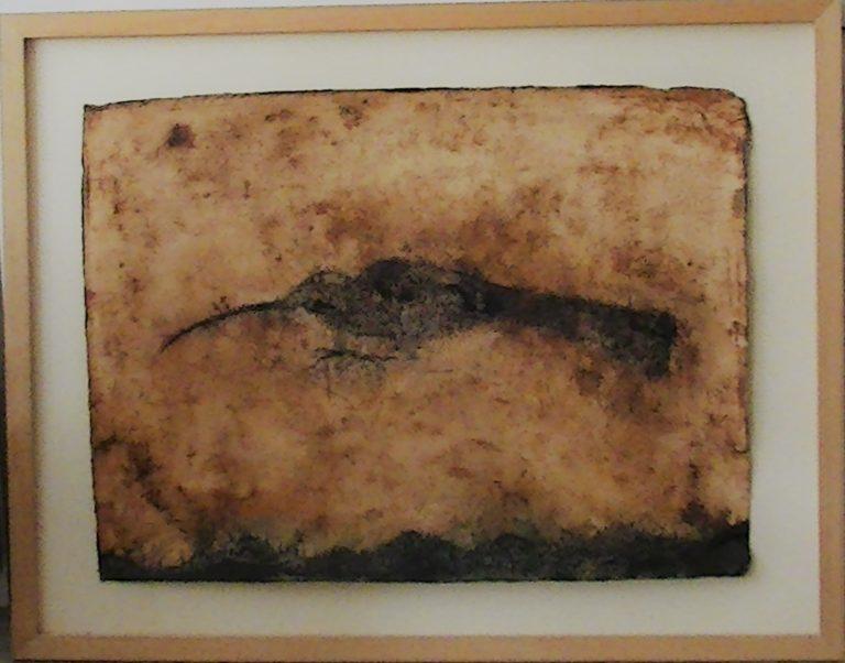 Mogador - 77x57 cm, handgeschept rijstpapier